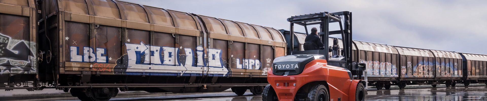Nya truckar