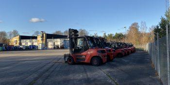 Begagnade truckar